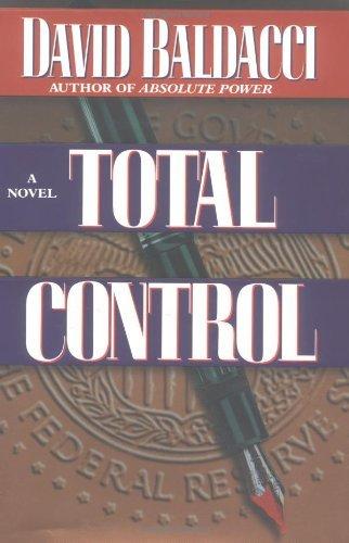 By David Baldacci Total Control (1st) (Total Control David Baldacci compare prices)