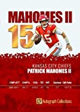 2017 Patrick Mahomes Rookie Football Rookie Card