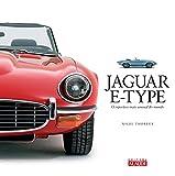 capa de Jaguar E-Type. O Esportivo Mais Sensual do Mundo