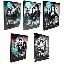 Lost Girl season 1-6 dvd pack lost girls