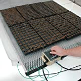 Ken-Bar Agritape Seed Starting 44'' x 10' Heat Mat with Grounding Screen