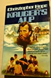 Kruger's Alp, Christopher Hope, 0140077316