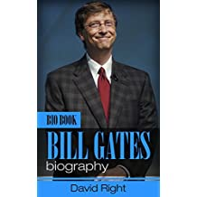 Bill Gates biography bio book (English Edition)
