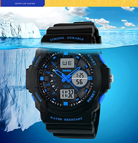 Classical Fashion Water-resistance Watches for Children ...