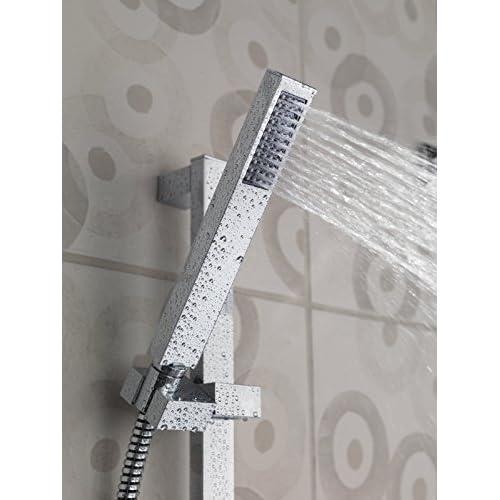 80 Off Delta Faucet 57530 Vero Slide Bar Hand Hand Held Shower  Chrome