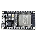 Diymore ESP-32 ESP32 Wireless WiFi Bluetooth Development Board 2.4GHz CP2102 Micro USB Dual Core Module