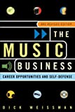 The Music Business, Dick Weissman, 0609810138