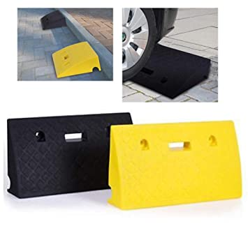 Amazon com: Industrial Grade Quality Curb Ramp Portable Mini