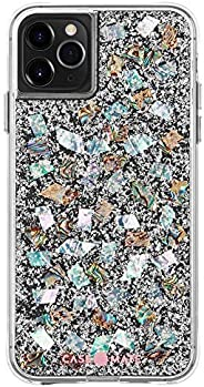 Case-Mate - iPhone 11 Pro Case - Karat - Real Mother of Pearl & Silver Elements- 5.8 - Mother of P