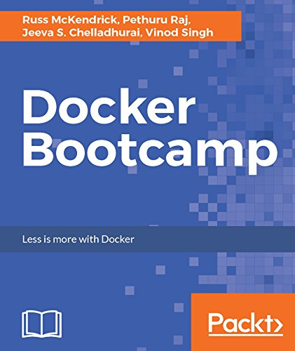 Docker Bootcamp Front Cover