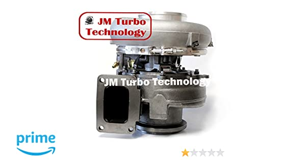 JM Turbo Compatible with Freightliner Truck Detroit Engine S60 14 0L EGR  Turbo