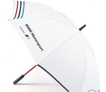 BMW - Paraguas, color blanco
