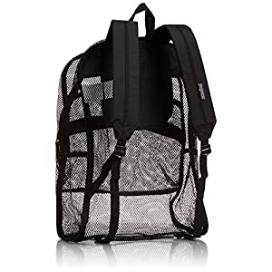 Jansport Mesh Back Pack (Black)