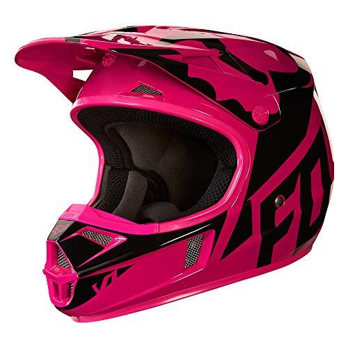 Fox Racing Kid's Youth V1 Race Helmet 19541-170-M