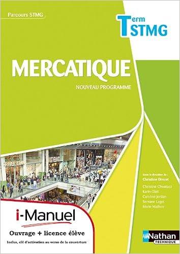 Télécharger en ligne Mercatique - Tle STMG pdf