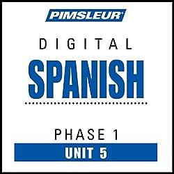 Spanish Phase 1, Unit 05