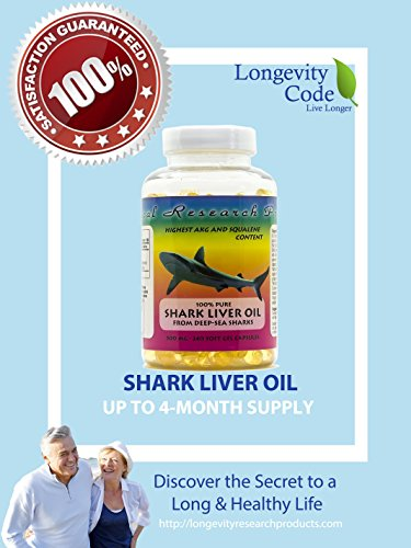 Off 240 Capsules (SHARK LIVER OIL - 500mg, 240 soft gel capsules)