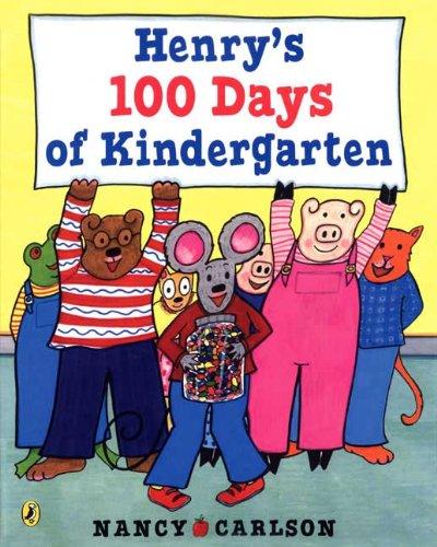 Henry's 100 Days Of Kindergarten (Turtleback School & Library Binding Edition) for $<!--$14.48-->