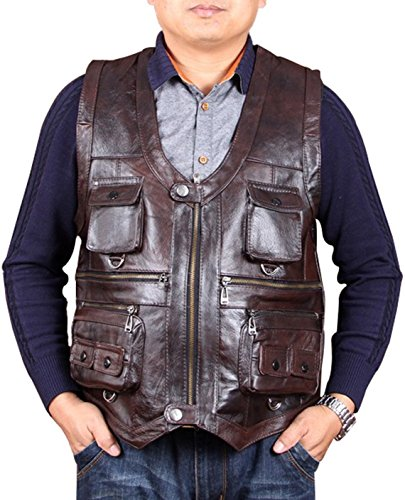 Leather Jacketd - 4