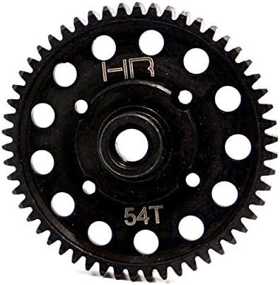 Hot Racing SSLF254D Steel Center Differential Spur Gear 54T 32P 0.8M