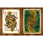 Steampunk Cthulhu Resurrection Playing Cards 6