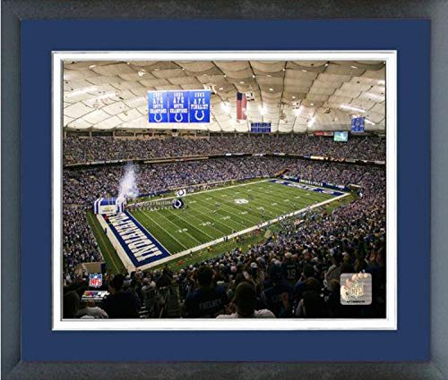 RCA Dome Indianapolis Colts Stadium Photo (Size: 13