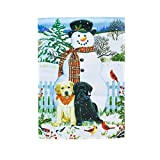Evergreen Enterprises 142122 Snow Play Vertical Flag For Sale