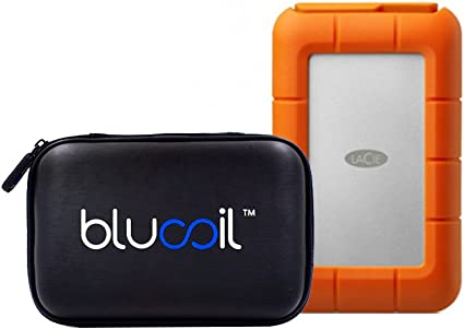 STFA4000400 LaCie Rugged RAID Thunderbolt /& USB 3.0 Mobile Hard Drive 4TB