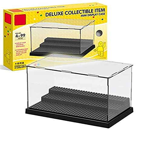 Super Amazon.com: Large Minifigure Display Case fits LEGO and Other &ZQ85