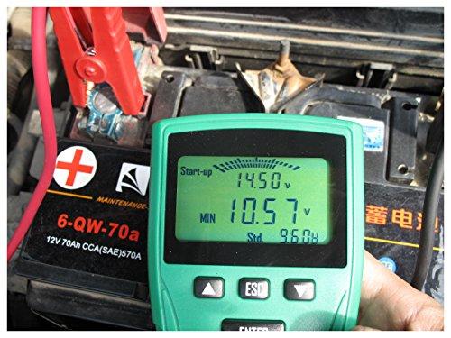 DLG DI-215A 12V & 24V Automotive Battery Tester by DLG (Image #2)