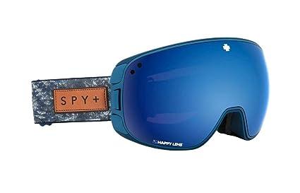Amazon.com: Spy Bravo - Gafas de nieve nativas, color azul ...