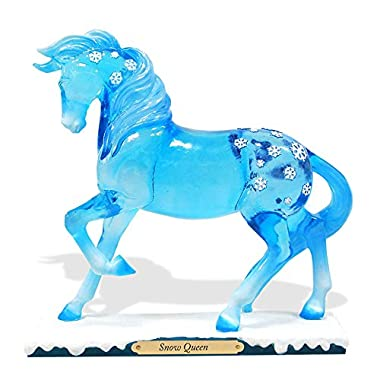 Enesco Trail of Painted Ponies Snow Queen Figurine, 6.25