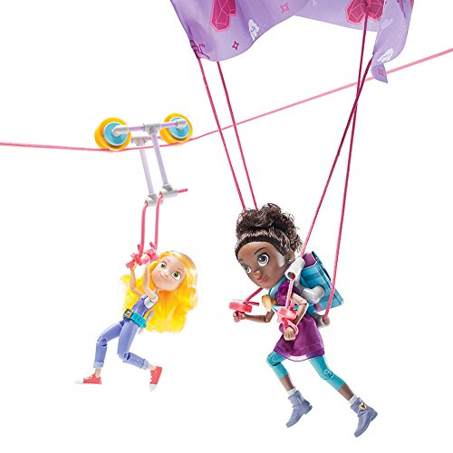 Maven Gifts Ruby Rails Skydive Action Figure With