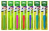 Clover Amour Crochet Hooks - Set of 7 - for Working with Thick Yarns (Set of 14)