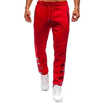 Nordira Pantalones de Yoga para Hombre, con Cierre de cordón ...