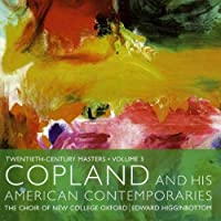 Copland and His American Contemp.