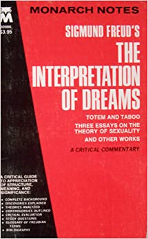 "the interpretation of dreams essay The interpretation of dreams by sigmund freud dreams and their interpretation essay - ""dreams are the royal road to the unconscious"" ― sigmund freud."