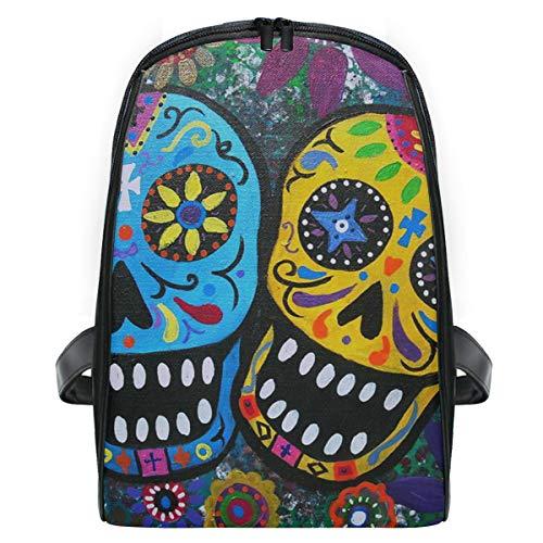 Celebrates Day Of The Dead School Backpack For Girls Kids Kindergarten School Bags Child Bookbag