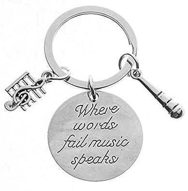 Amazon.com: Infinity Collection - Llavero musical de regalo ...