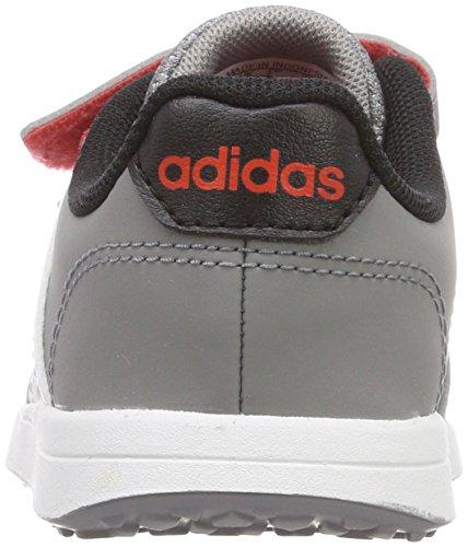 Gris grey White ftwr Bébé Gymnastique 2 Switch core De Cmf Three Mixte Inf Vs Chaussures Adidas F17 Black qPvZwfx