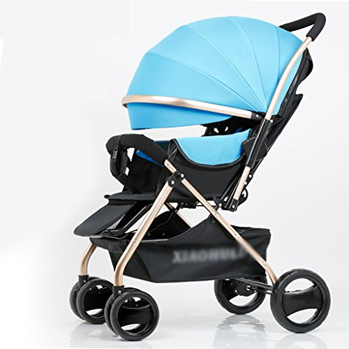 LinY W Poussette,Pliable pour Pare-soleil/auvent pour poussette de bébé,montage facile (Couleur : D)