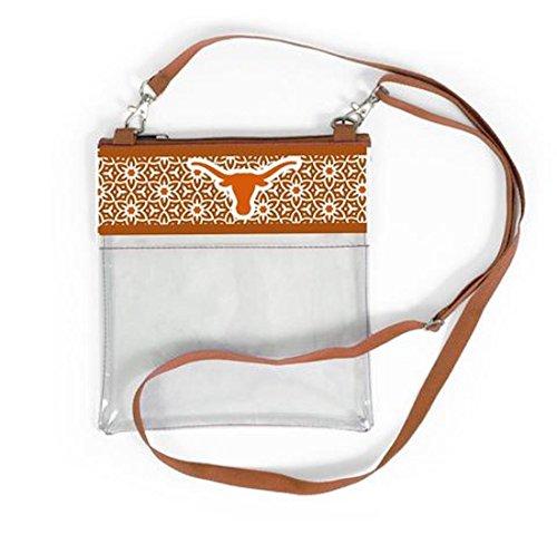 (Desden Texas Longhorns Clear Gameday Crossbody)