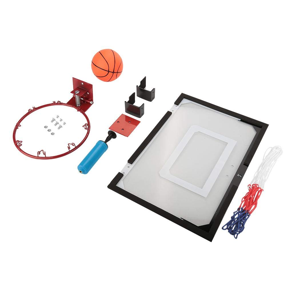 EBTOOLS Kit de Tablero Aro de Baloncesto de Pared Conjunto ...