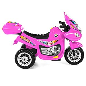 Best-Choice-Products-Kids-6V-Battery-Powered-Electric-3-Wheel-Power-Bicycle