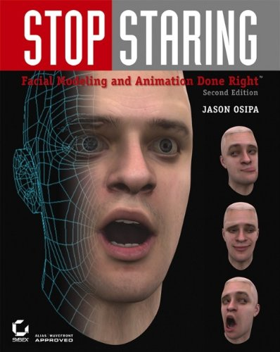 Stop Staring: Facial Modeling and Animation Done Right (Best 3ds Max Models)