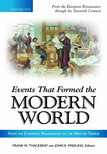 Events That Formed the Modern World Pdf