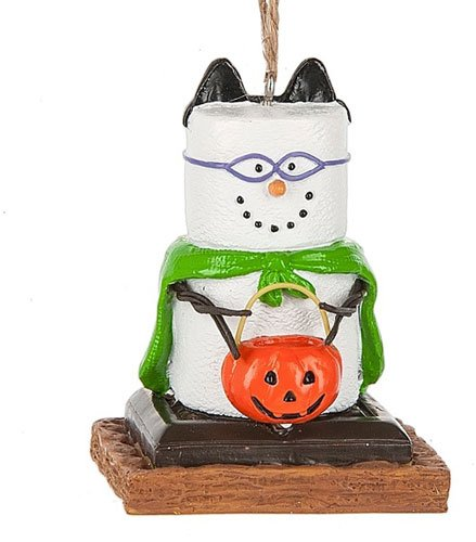 S'mores Original 2017 Trick Or Treat Ornament