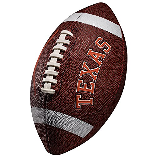 Football Longhorns Texas Jersey (Franklin Sports NCAA Texas Longhorns Football)