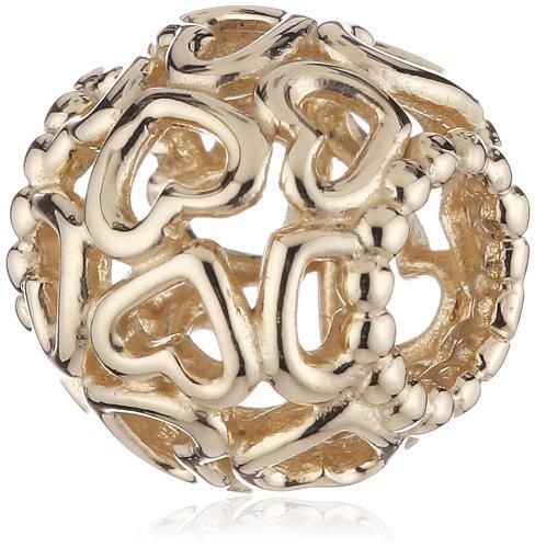 Pandora - 750964 - Drops Femme - Or Jaune 585/1000 (14 Cts)
