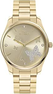 Relógio Technos Feminino Trend Dourado - 2036MOF/1X